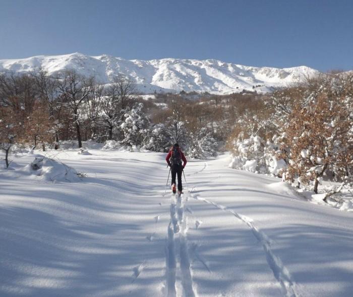 Sci alpinismo e ciaspole su Monte Ocre…e non solo!
